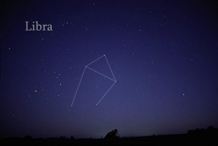Constellation Libra